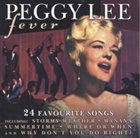 PEGGY LEE (VOCALS) Fever album cover