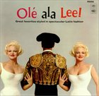 PEGGY LEE (VOCALS) Ole ala Lee album cover
