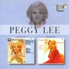 PEGGY LEE (VOCALS) Pass Me By / Big Spender album cover
