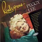 PEGGY LEE (VOCALS) Rendezvous with Peggy Lee album cover