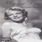 PEGGY LEE (VOCALS) The Singles Collection album cover