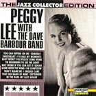 PEGGY LEE (VOCALS) With The Dave Barbour Band album cover