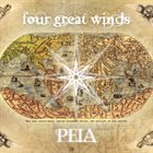 PEIA Four Great Winds album cover