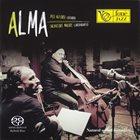 PEO ALFONSI Peo Alfonsi, Salvatore Maiore : Alma album cover