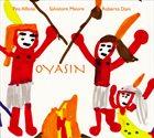 PEO ALFONSI Peo Alfonsi Trio : Oyasin album cover