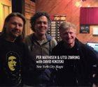 PER MATHISEN Per Mathisen & Utsi Zimring With David Kikoski : New York City Magic album cover
