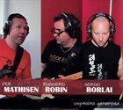 PER MATHISEN Per Mathisen / Ruggero Robin / Gergo Borlai : Ospitalità Generosa album cover