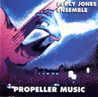 PERCY JONES Propeller Music album cover