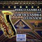 PERICO SAMBEAT Discantus album cover