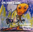 PERRY ROBINSON Children`s Song album cover