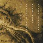 PERRY ROBINSON The Universe album cover