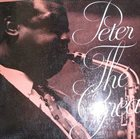 PETE BROWN Peter the Great album cover