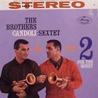 PETE CANDOLI / THE CANDOLI BROTHERS The Candoli Brothers Sextet : Two for the Money album cover