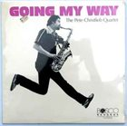 PETE CHRISTLIEB Going My Way album cover