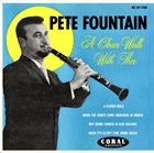 PETE FOUNTAIN A Closer Walk With Thee album cover