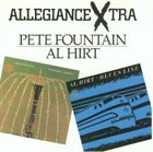 PETE FOUNTAIN Pete Fountain/Al Hirt Allegiance Extra Fountain of Youth/Blue Line album cover