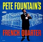 PETE FOUNTAIN Pete Fountain's French Quarter New Orleans album cover