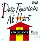 PETE FOUNTAIN The New Orleans Scene album cover