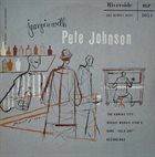 PETE JOHNSON Jumpin' with Pete Johnson album cover