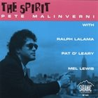 PETE MALINVERNI The Spirit album cover