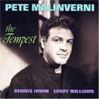 PETE MALINVERNI The Tempest album cover