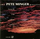 PETE MINGER Look to the Sky album cover
