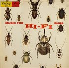 PETE RUGOLO Music For Hi-Fi Bugs album cover