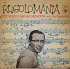 PETE RUGOLO Rugolomania album cover