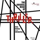 PETE RUGOLO The Original Music of Thriller album cover