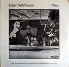 PETER APFELBAUM Pillars album cover
