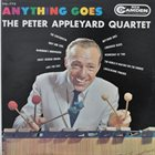 PETER APPLEYARD Anything Goes album cover