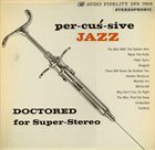 PETER APPLEYARD Percussive Jazz album cover