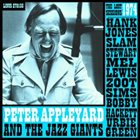 PETER APPLEYARD The Lost 1974 Sessions album cover