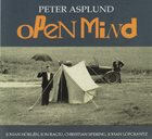 PETER ASPLUND Open mind album cover