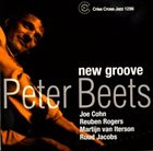 PETER BEETS New Groove album cover