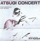 PETER BRÖTZMANN Atsugi Concert album cover