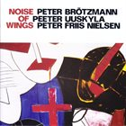 PETER BRÖTZMANN Noise Of Wings (with Peeter Uuskyla, Peter Friis Nielsen) album cover