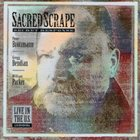 PETER BRÖTZMANN Sacred Scrape (with Gregg Bendian / William Parker) album cover