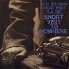 PETER BRÖTZMANN Short Visit to Nowhere album cover