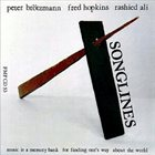 PETER BRÖTZMANN Songlines album cover