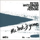 PETER BRÖTZMANN The Ink Is Gone album cover