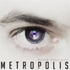 PETER CINCOTTI Metropolis album cover