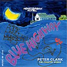PETER CLARK Blue Highway album cover