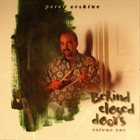 PETER ERSKINE Behind Closed Doors volume one album cover