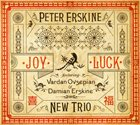PETER ERSKINE Joy Luck album cover