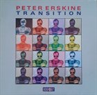 PETER ERSKINE Transition album cover