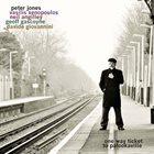 PETER JONES One Way Ticket To Palookaville album cover
