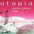 PETER JONES Utopia album cover