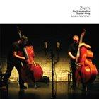 KONTRABASSDUO STUDER-FREY Zwirn (Live In München) album cover
