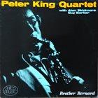 PETER KING Peter King Quartet : Brother Bernard album cover
